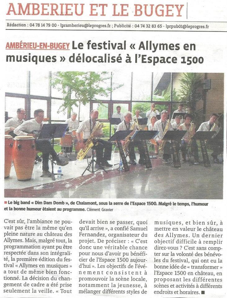 Allymes en musiques 2