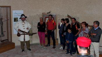 Permalien vers:Samedi 25 et 26 août, présentation  de matériel militaire médiéval