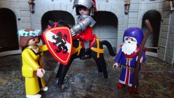 Permalink to: Le Moyen-âge en Jouets: à la cour du Roi Arthur